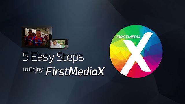 Berbagai Layanan First Media
