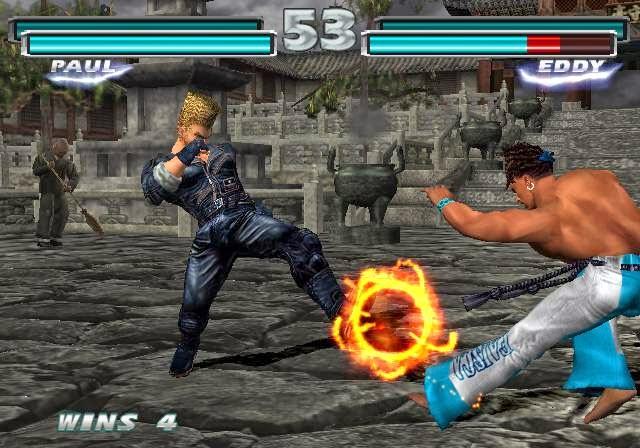 Tekken Tag Tournament 304 Mb Ps2