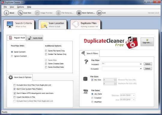 Duplicate Cleaner Terbaru (Software Membersihkan File Sampah Komputer)