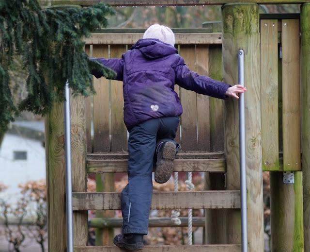 Tierpark Neumünster Spielplatz Spielplätze Kinder Familie Herbst Winter Frühjahr
