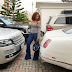 See How Linda Ikeji Flaunts Her Multi Million Naira Car Collection