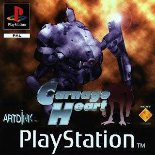 Carnage Heart: PS1