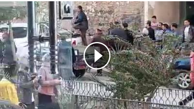 بالفيديو.. لحظة القبض على نجل الرئيس المصري الأسبق محمد مرسي
