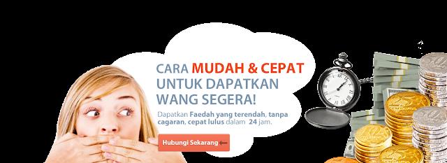 Pinjaman peribadi berlesen lulus segera di Kuching, Serian, Simunjan, Sri Aman, Bau dan Lundu.