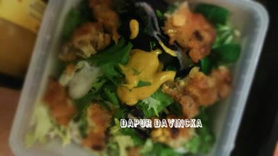 Dressing Salad Lebih Sehat