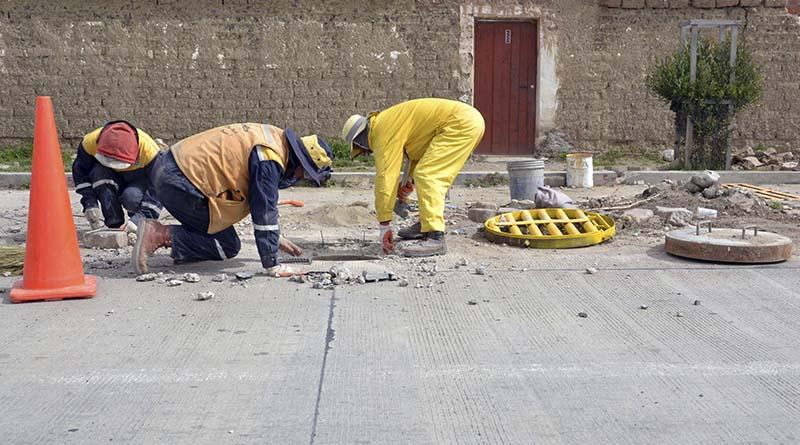 Labor de la secretaria Municipal de Agua, Saneamiento, Gestión Ambiental y Riesgos
