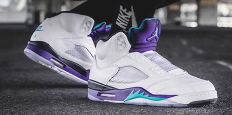 buy online bd75c 43955 AnpKick Brand Street Footwear: Air Jordan 5 Retro NRG 'Fresh ...