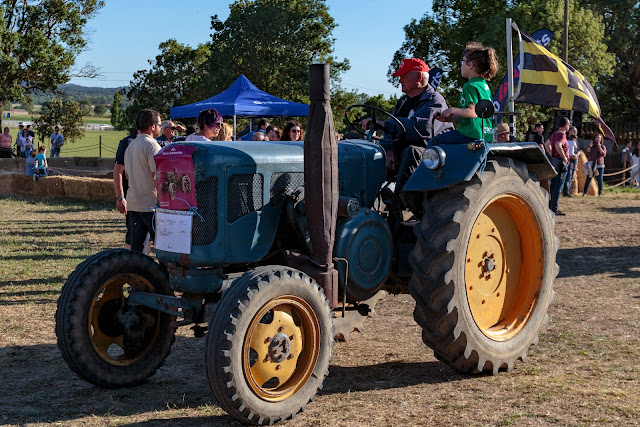Праздник трактористов в Видрересе (Fira de tractoristes de Vidreres) 2017