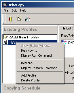 Fortysomething Geek: Legacy Windows Rsync Backup to FreeNAS
