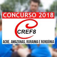 Concurso CREF da 8ª Região 2018
