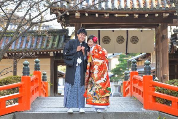 京都で和装ロケーション