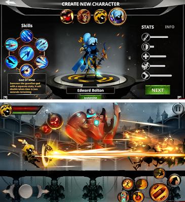 Stickman Legends Stickman Legends Ninja Warriors Shadow War Mod Apk