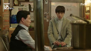 Sinopsis Introverted Boss Episode 14 - 2