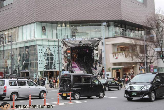 Tokyu Plaza Facade, Shibuya