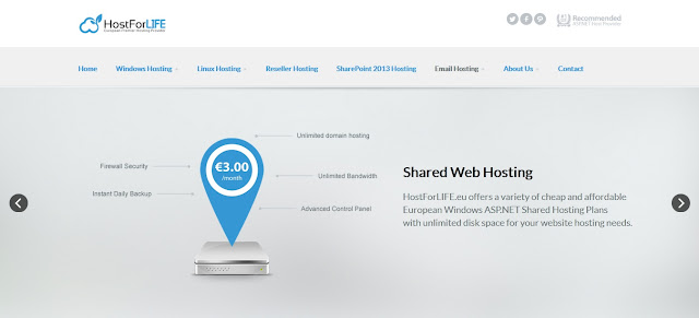 Let's Find the Better ASP.NET 2.0 Hosting in Europe - HostForLIFE.eu VS Nutty About Hosting