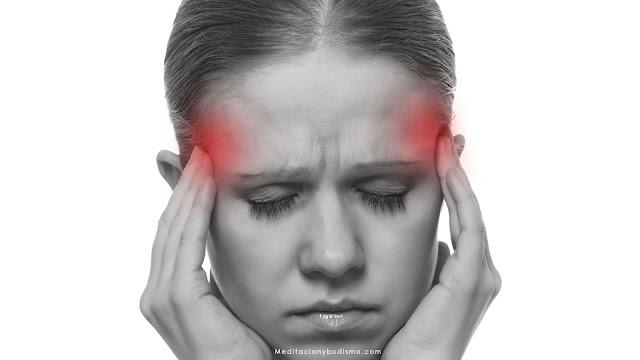 El significado emocional que te provocan las migrañas