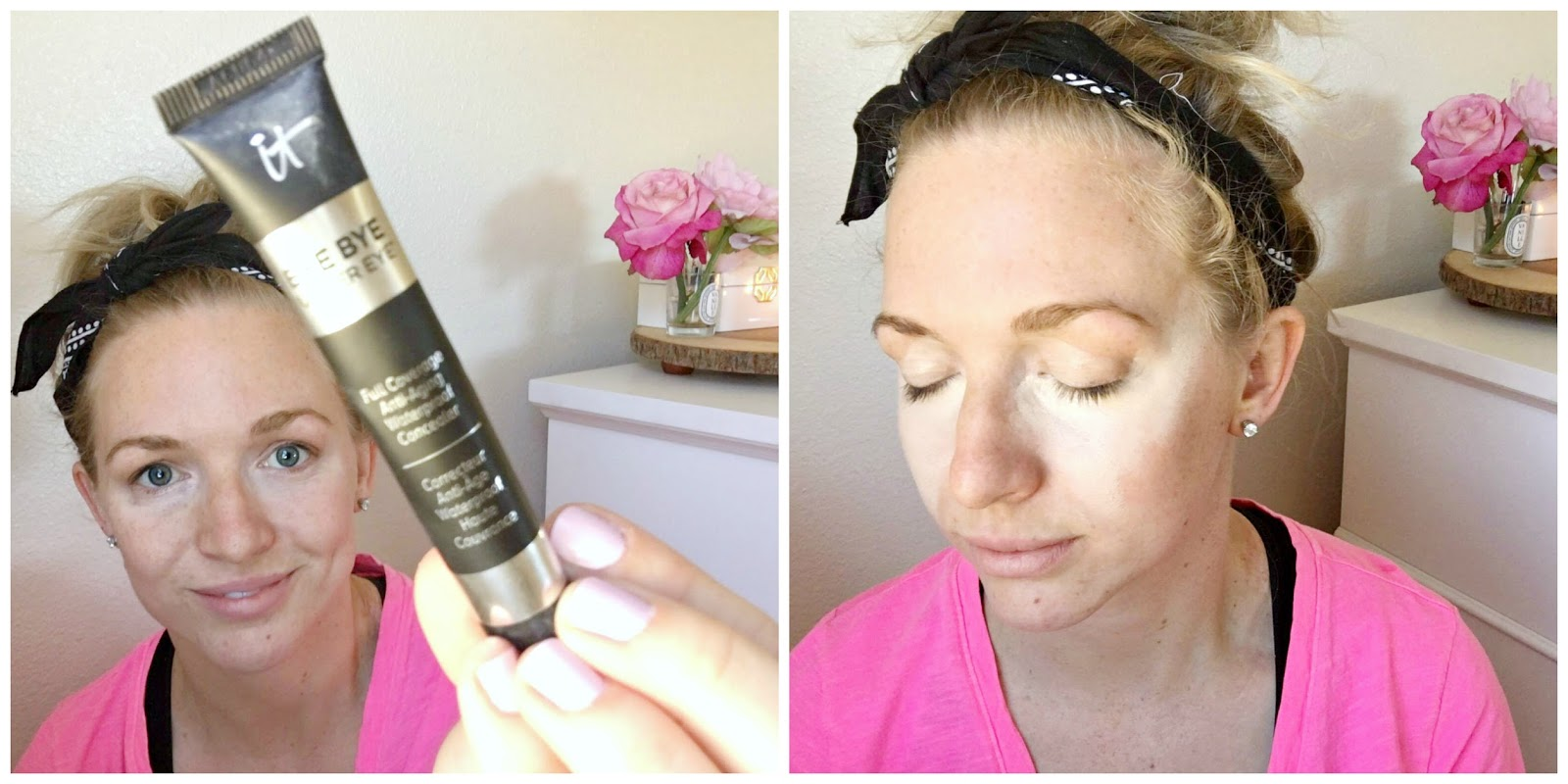 bye bye under eye concealer review