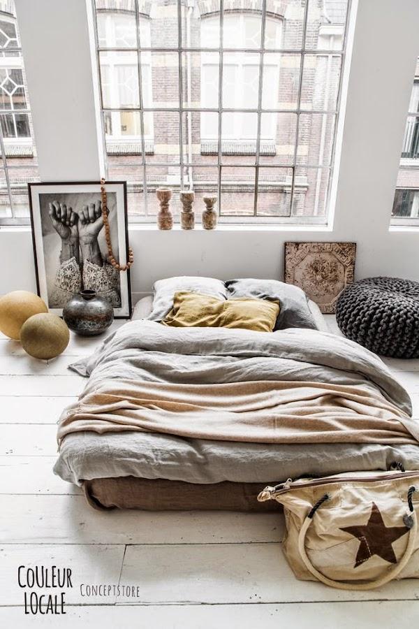 Quedamos en... un dormitorio acogedor