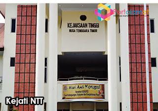 Alamat kantor Kejaksaan Tinggi Nusa Tenggara Timur