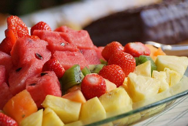 smoothie riche aux fruits