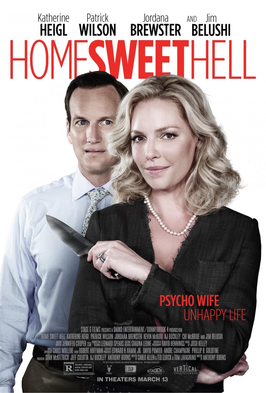 Nonton Film Home Sweet Hell (2015)