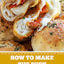 How To Make The Best Pizza Bombs