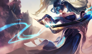 Updated Sona Splash