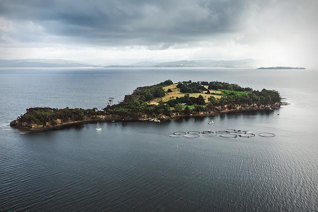 Hermosa Isla en Australia un lugar de descanso
