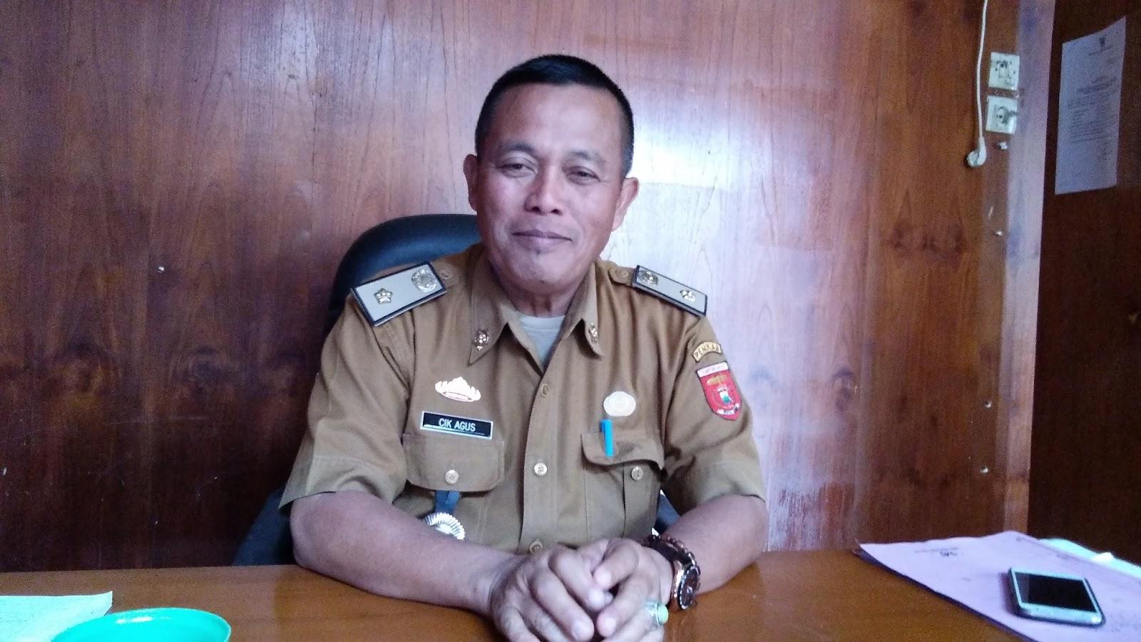 Target  Produksi Beras Lampung Barat 171.766 Ton