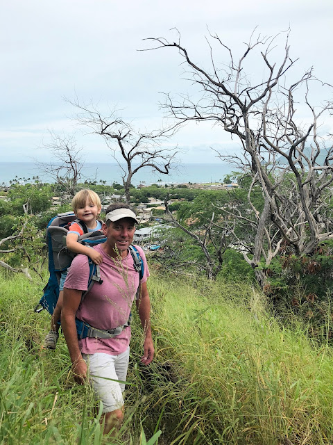 Hawaii family hiking 3