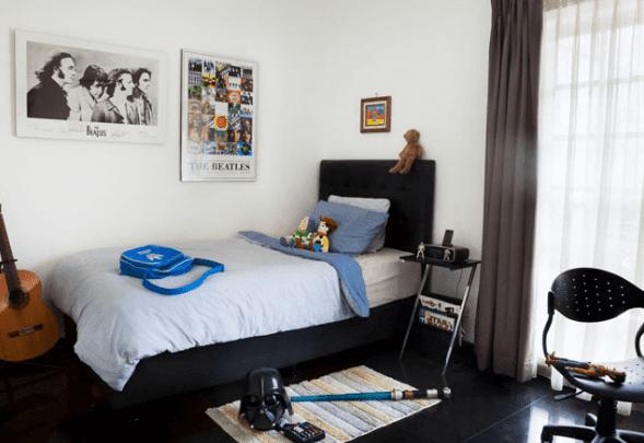 contoh kamar tidur anak laki laki