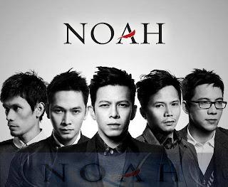Grup musik NOAH kembali mengguncang panggung musik Indonesia NOAH Bersaing Dengan Coldplay di World Music Award 2013