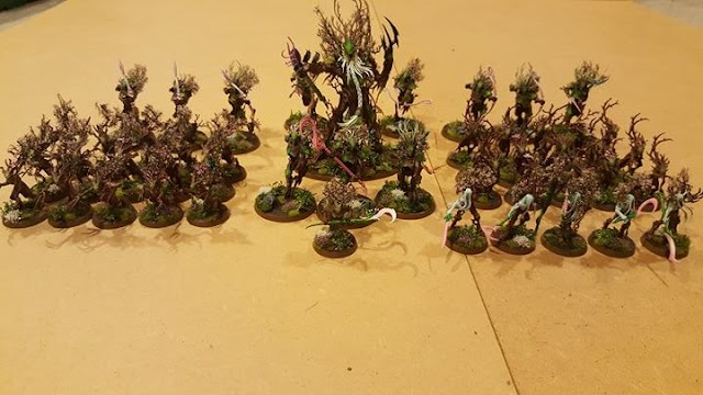 What's On Your Table: Sylvaneth