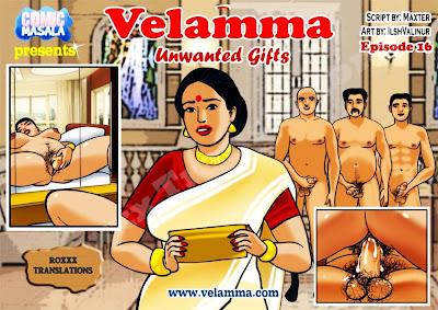 Sinhala Wal Chithra Katha Velamma Episode 16 වෙල්ලම්මා 16