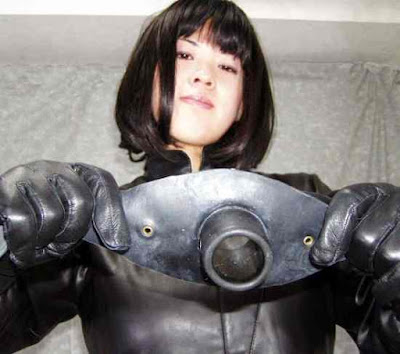 femdom mistress asian japanese heavy rubber gag