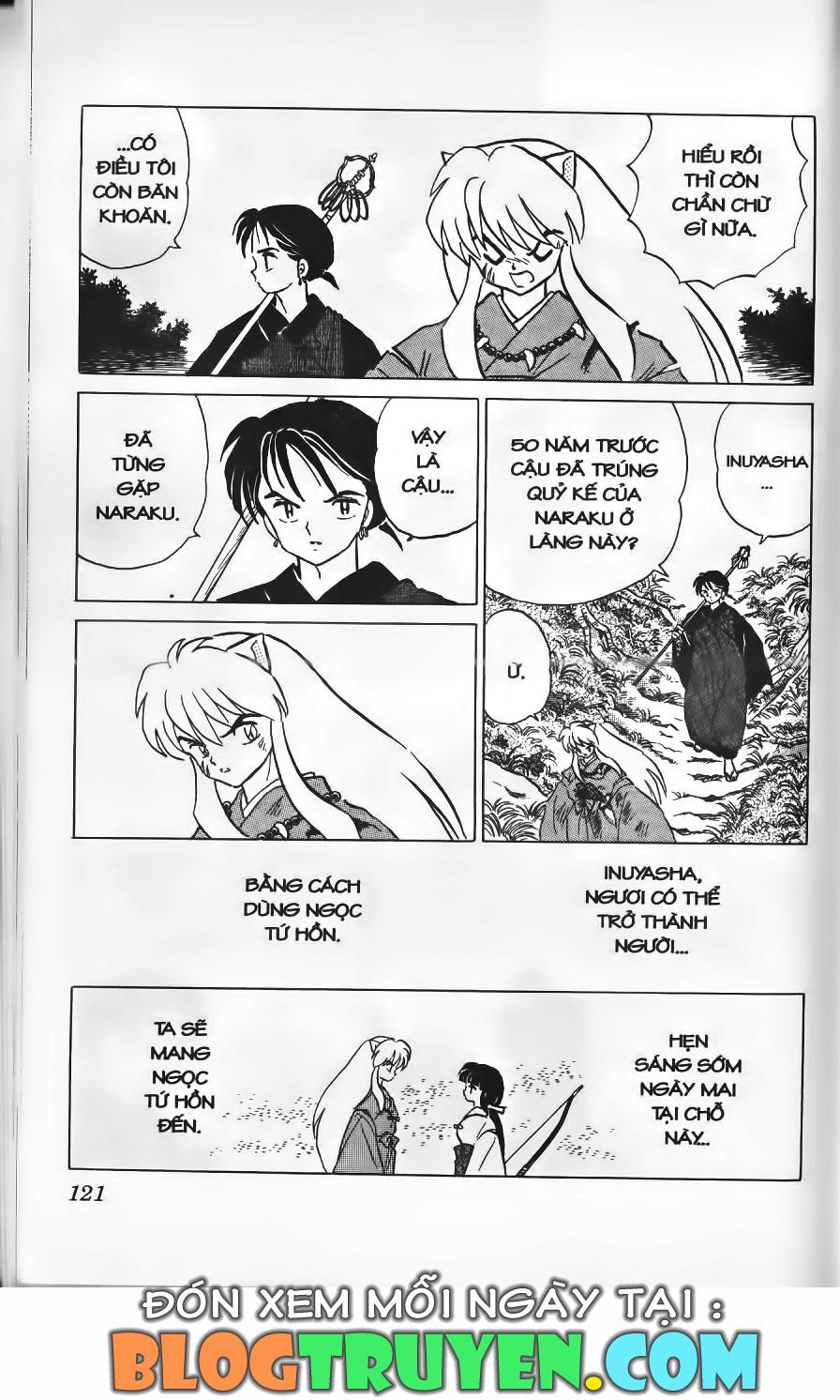 Inuyasha vol 07.7 trang 6