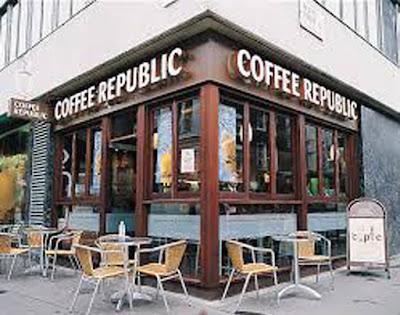 قصة جمهورية القهوة مع سحر الهاشمى