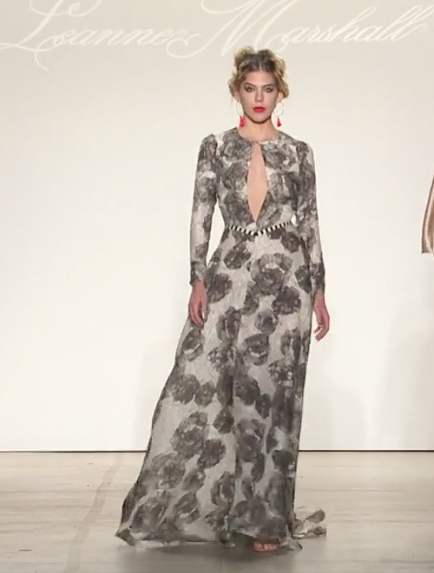 nyfw, nyfw2017, leanne marshall, leopard dress, fashion week