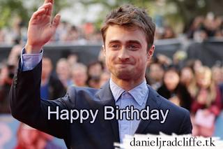 Updated: Happy Birthday Daniel Radcliffe! (29!)