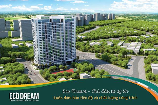 Eco Dream sở hữu hạ tầng lân cận rất đẹp