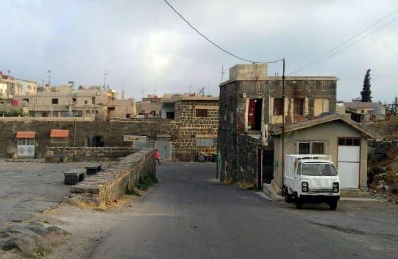 أهالي مدينة شهبا بالسويداء يطالبون بإعادة النظر بقرار تسجيل المدينة القديمة.؟