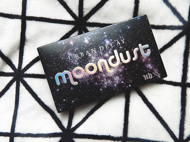 Urban Decay Moondust Palette Outer packaging