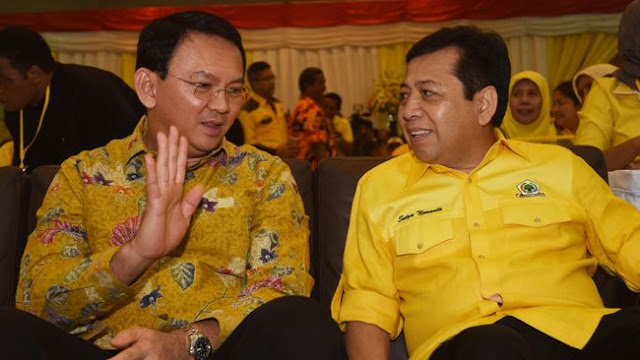 Bila Ahok jadi Ketua KPK, Kasus e-KTP pasti akan Terungkap dalam Sekejap