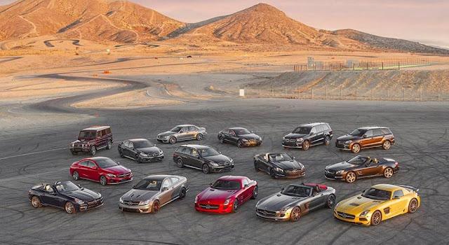 Khuyến mãi Mercedes Nha Trang áp dụng cho tất cả các dòng xe Mercedes
