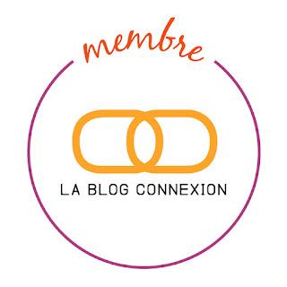 Je suis membre de La Blog Connexion