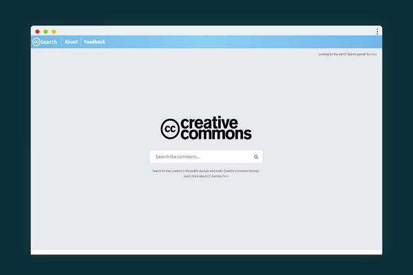 Creative Commons: A Search Engine to Find Pictures without Copyright Issues