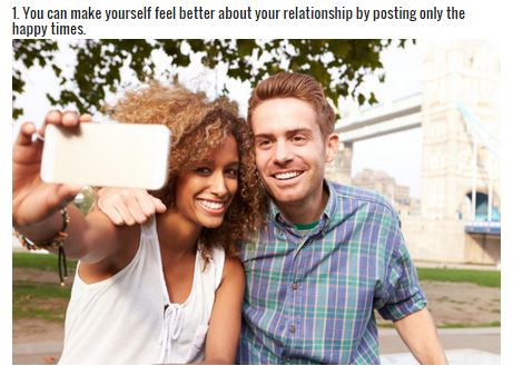 Reasons Why Happy Couples Talk Less On Social Media About Their Relationships