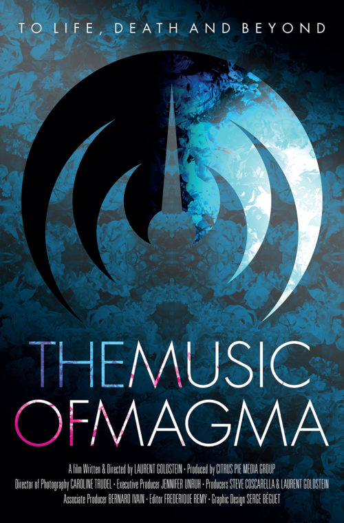 To Life, Death and Beyond: The Music of Magma, Royal Cinema, Sunday