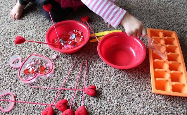 toddler Valentine's activities