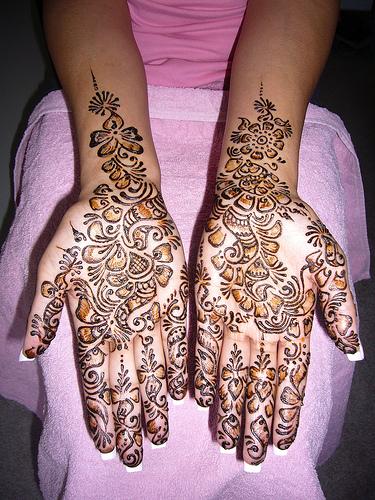 Mehndi For Beginners: Mehndi Designs: Mehndi Designs For Hands For Beginners